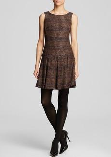 Nanette Lepore Dress - Twirl & Whirl Shimmer Stripe