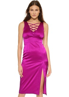 Nanette Lepore Entwined Sheath Dress