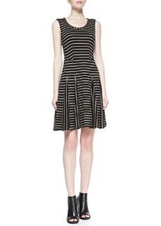 Nanette Lepore Fair Game Scoop-Neck Dress