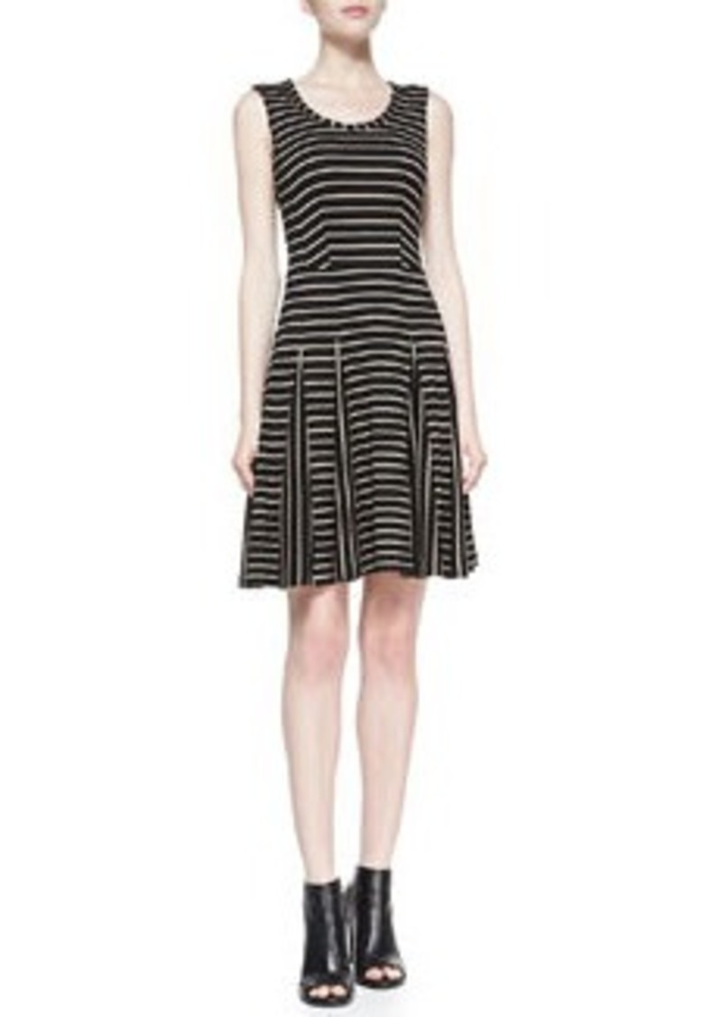 Nanette Lepore Fair Game Scoop-Neck Dress