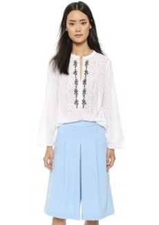 Nanette Lepore Fancy Free Blouse