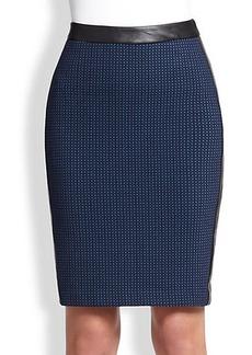 Nanette Lepore Feel A Hunch Skirt