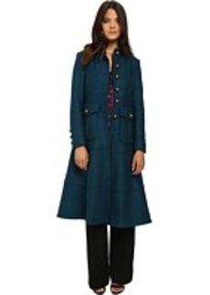 Nanette Lepore Femme Fatale Trench Coat