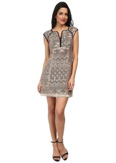 Nanette Lepore Ferocious Fringe Dress