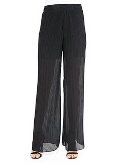 Nanette Lepore Ferris Wheel Wide-Leg Pants
