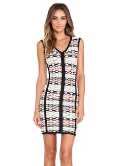 Nanette Lepore Fierce Sheath Dress
