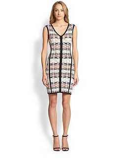 Nanette Lepore Fierce Sleeveless Bodycon Dress