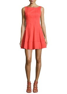 Nanette Lepore Fiesta Brava Fit-and-Flare Dress