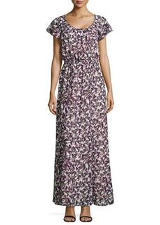 Nanette Lepore Floral-Print Maxi Dress