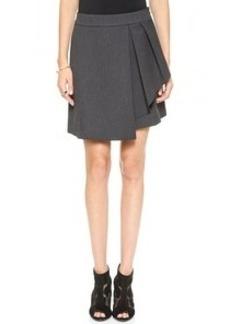 Nanette Lepore Folded Flounce Skirt
