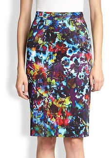 Nanette Lepore Fresco Pencil Skirt