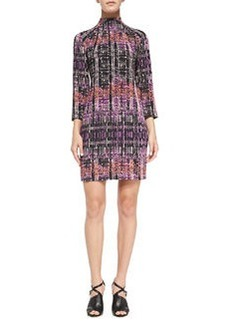 Nanette Lepore Handloom Print Short Dress