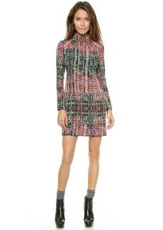 Nanette Lepore Handloom Shift Dress