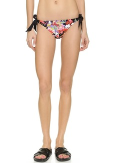 Nanette Lepore Havana Tropical Vamp Bikini Bottoms