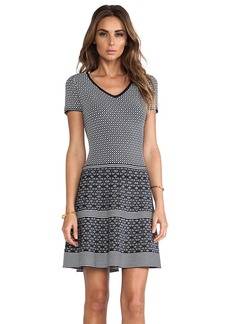 Nanette Lepore Illusion Dress