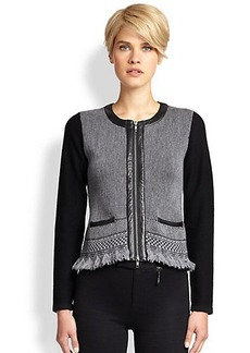 Nanette Lepore Intrigue Cardigan Jacket