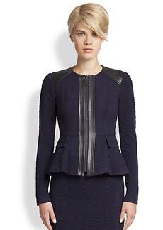 Nanette Lepore Keyhole Jacket