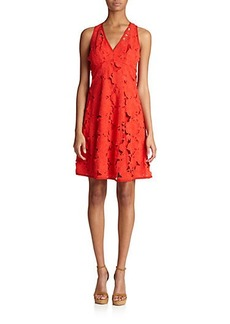 Nanette Lepore Lace Mi Amor Dress