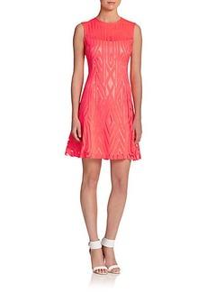 Nanette Lepore Lace Villa Dress