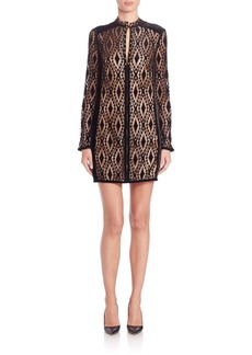 Nanette Lepore Lacy Lady Dress