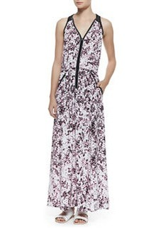 Nanette Lepore Love In Havana Printed Maxi Dress