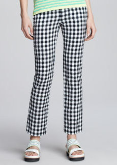 Nanette Lepore Love Parade Gingham Pants