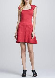 Nanette Lepore Mademoiselle Knit Dress