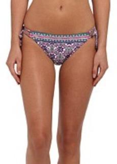Nanette Lepore Mallorca Mosaic Vamp String Tie Side Bottom