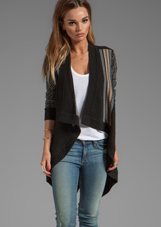 Nanette Lepore Meknes Knit Marvelous Cardigan