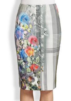Nanette Lepore Novelist Skirt