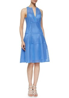 Nanette Lepore Now You See Me Mesh Dress  Now You See Me Mesh Dress