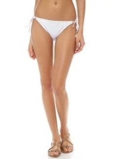 Nanette Lepore Ooh La La Eyelet Bikini Bottoms