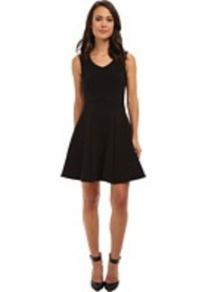 Nanette Lepore Ottoman Flare Dress