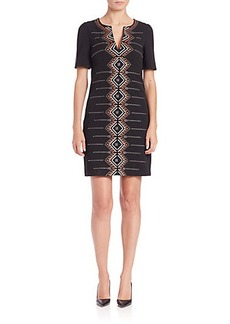 Nanette Lepore Outta Sight Shift Dress