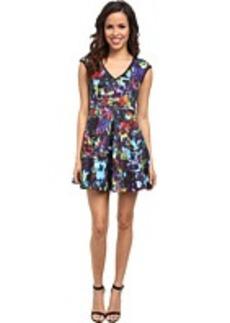 Nanette Lepore Painterly Dress
