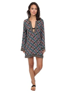 Nanette Lepore Paloma Covers Tunic Cover-Up