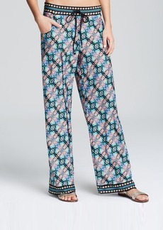 Nanette Lepore Paloma Swim Cover Up Pants
