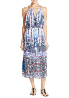 Nanette Lepore 'Paros Paisley' Cover-Up Dress