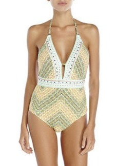 NANETTE LEPORE Paso Robles One-Piece Swimsuit