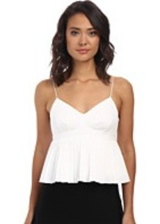 Nanette Lepore Pleats Me Top