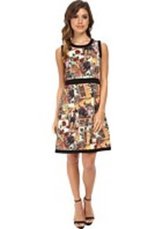 Nanette Lepore Postcard Dress