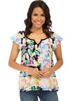 Nanette Lepore Rainforest Top