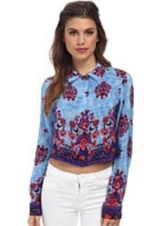 Nanette Lepore Roam Free Shirt
