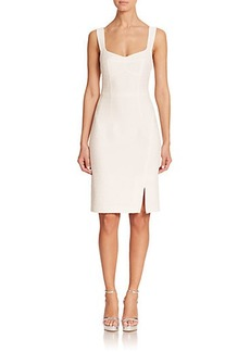 Nanette Lepore Rum Sizzle Sheath Dress