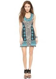 Nanette Lepore Safari Sheath Dress