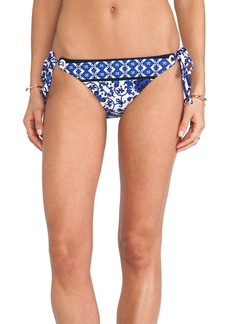 Nanette Lepore Saint Etienne Vamp String Bikini Bottoms