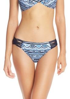 Nanette Lepore 'Santorini Charmer' Bikini Bottoms
