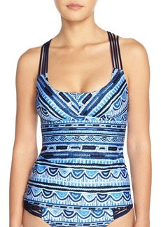 Nanette Lepore 'Santorini Honey' Tankini Top