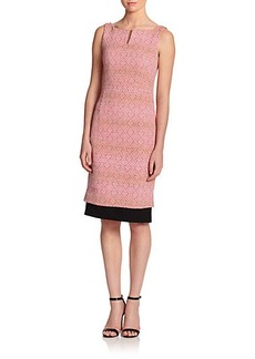 Nanette Lepore Seascape Sheath Dress