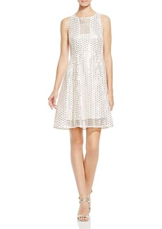 Nanette Lepore Shimmer and Shine Dress